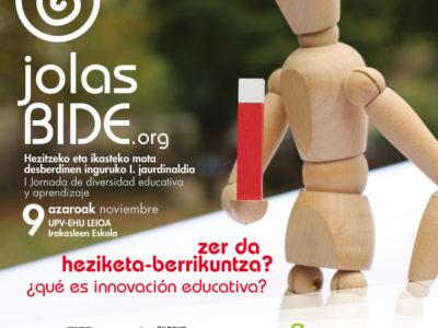 jolasbide, ¿Qué es innovación educativa?
