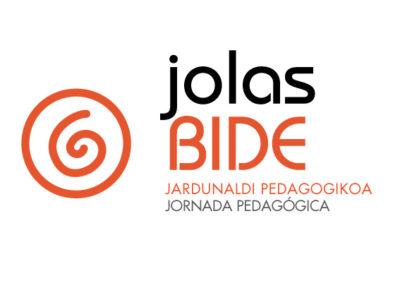 NOTA PRENSA: La primera jornada jolasBIDE en la Escuela de Magisterio de Leioa ofrecerá reflexiones sobre la innovación educativa